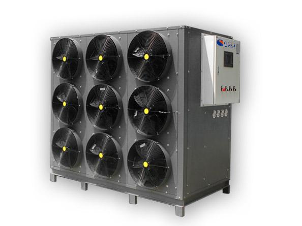 12P九风机闭环除湿整体热泵烘干机