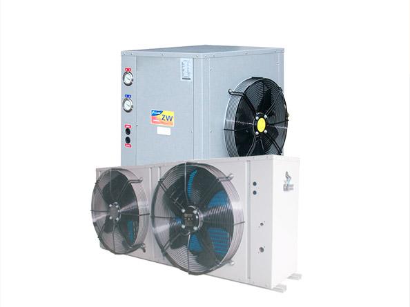 6P分体闭环除湿热泵烘干机