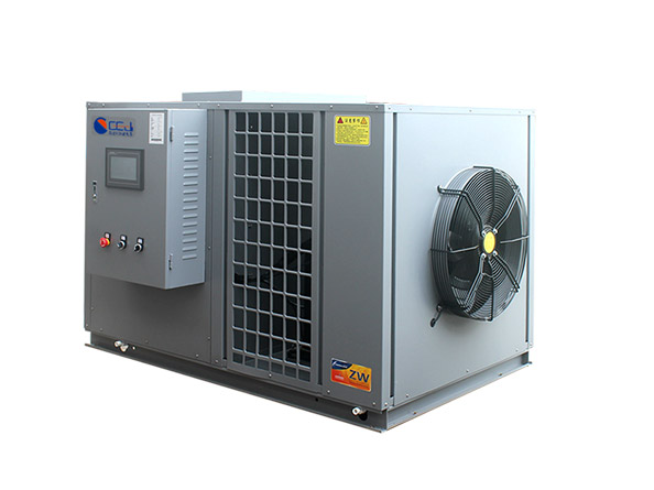 6P冷热双模式整体热泵烘干机