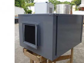 烘房排湿热量回收机