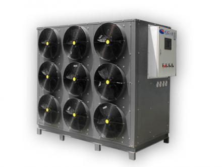 九风机闭环除湿整体热泵烘干机