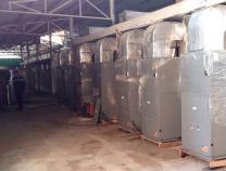 东莞环保砖烘干工程