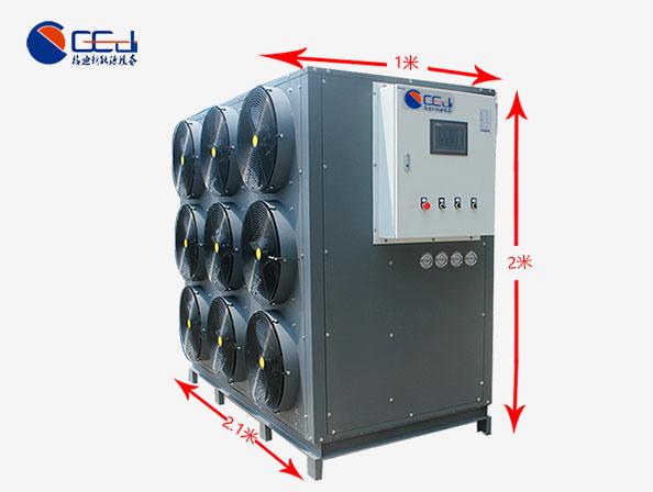 闭环整体式热泵除湿烘干机外形尺寸