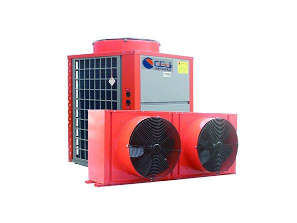 3-6P分体冷热双模式热泵烘干机组