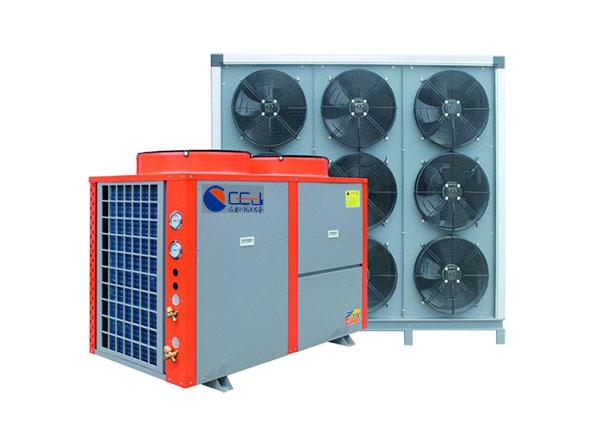 九风机分体双模式热泵烘干机组