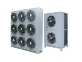 九风机空气能热风循环烘干除湿机【分离式】